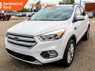 New 2019 Ford Escape SEL 300A 4WD 2.0L Ecoboost, Heated Seats, Auto Start/Stop, Power Liftgate, Remote Keyless Entry/Keypad, Remote Vehicle Start, Reverse Camera and Sensing System for sale in Edmonton, AB