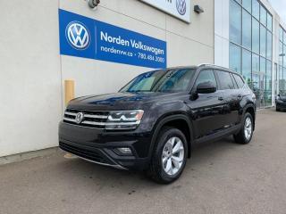 New 2019 Volkswagen Atlas Comfortline for sale in Edmonton, AB