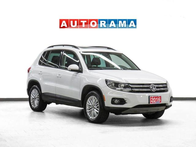 2016 Volkswagen Tiguan Special Edition 4WD Navigation PanoRoof Bcam