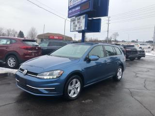Used 2019 Volkswagen Golf Wagon Comfortline 4MOTION for sale in Brantford, ON