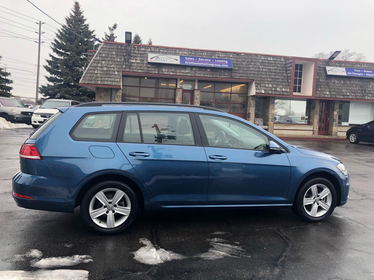 2019 Volkswagen Golf Wagon