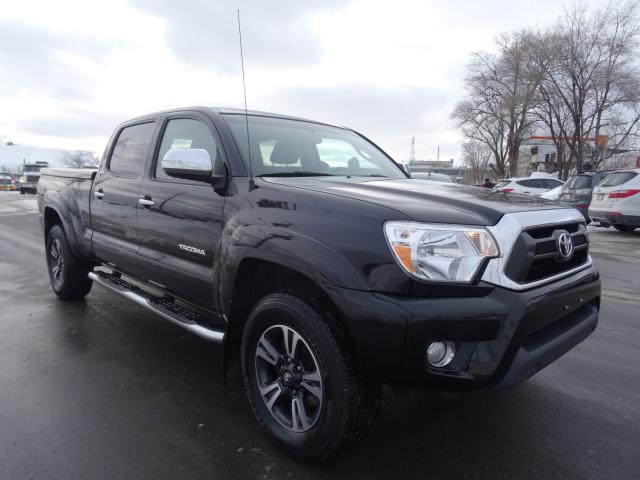 2015 Toyota Tacoma LIMITED*NAVIGATION*LEATHER*LOADED*