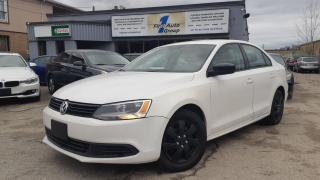 Used 2013 Volkswagen Jetta Trendline+ w/Leather for sale in Etobicoke, ON