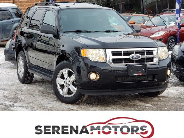 2009 Ford Escape XLT | LEATHER | SUNROOF | ONE OWNER | NO ACCIDENTS