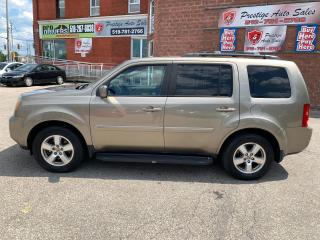 Used 2011 Honda Pilot EX-L/4WD/8 SEATS/REDUCED/SAFETY INCLUDED for sale in Cambridge, ON