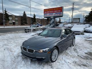 Used 2015 BMW 3 Series 320i xDrive for sale in Toronto, ON