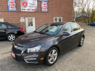 Used 2015 Chevrolet Cruze Diesel/2T/REDUCED/SAFETY INCLUDED/NO ACCIDENT for sale in Cambridge, ON