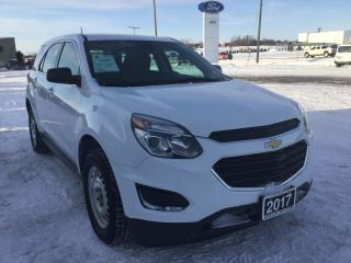 Used 2017 Chevrolet Equinox LS | 1 Owner | Winter Tires for sale in Harriston, ON