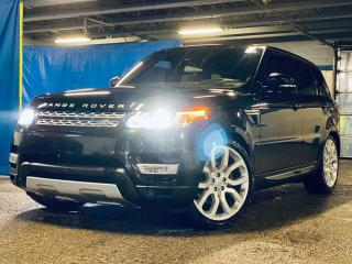 Used 2016 Land Rover Range Rover Sport Td6 HSE for sale in Calgary, AB
