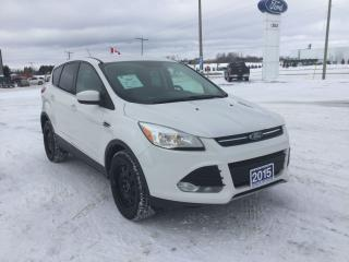 Used 2015 Ford Escape SE | 4WD | Rear View Camera System for sale in Harriston, ON