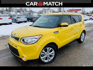 Used 2015 Kia Soul EX+ / NO ACCIDENTS / 5,014 km for sale in Cambridge, ON