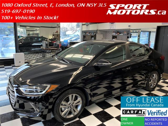 2017 Hyundai Elantra GL+Apple Play+Blind Spot+Cross Traffic+Heated Seat