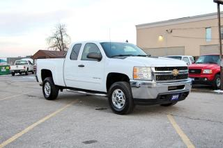 Used 2011 Chevrolet Silverado 2500 6.0L GAS 2WD LT for sale in Brampton, ON