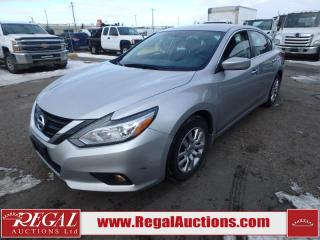 Used 2017 Nissan Altima S 4D Sedan AT 2.5L for sale in Calgary, AB