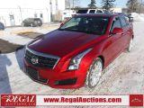 Photo of Red 2014 Cadillac ATS