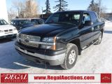 Photo of Black 2003 Chevrolet Avalanche