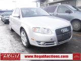 Photo of Silver 2007 Audi A4