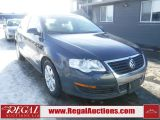 Photo of Blue 2006 Volkswagen Passat