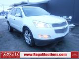 Photo of White 2009 Chevrolet Traverse