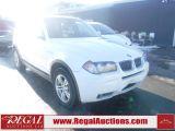 Photo of White 2006 BMW X3