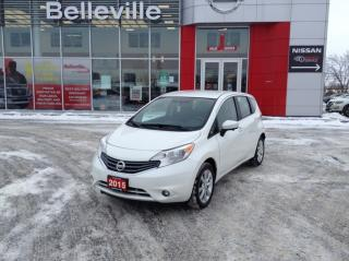 Used 2015 Nissan Versa Note SL NAVIGATION, BLUETOOTH, HEATED SEATS for sale in Belleville, ON