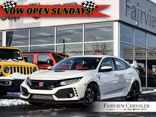 Used 2018 Honda Civic Type R l 6-SPEED l NAV l for sale in Burlington, ON