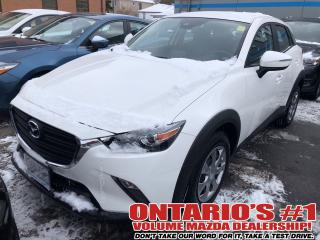 Used 2019 Mazda CX-3 NAV,BACKUP CAM !!! for sale in Toronto, ON