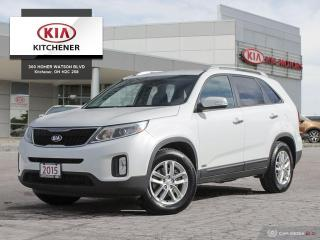 Used 2015 Kia Sorento LX AWD, INCLUDES WINTER TIRES!! for sale in Kitchener, ON