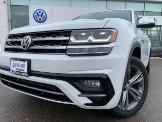 Used 2019 Volkswagen Atlas EXECLINE for sale in Guelph, ON