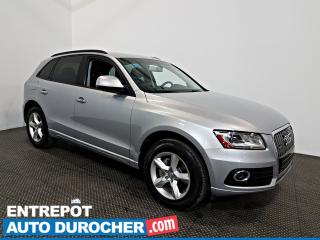 Used 2016 Audi Q5 2.0T Komfort AWD Automatique - A/C - CUIR for sale in Laval, QC