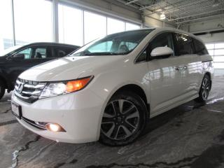 Used 2016 Honda Odyssey 4dr Wgn Touring | NAVI | REAR ENTERTAINMENT | for sale in Brampton, ON