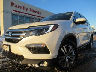 Used 2016 Honda Pilot 4WD | EX-L NAVI | HEATED STEERING AND SEATS | for sale in Brampton, ON