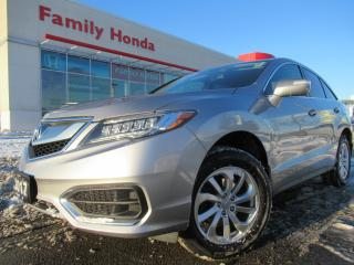 Used 2017 Acura RDX AWD Tech Pkg | NAVI | PUSH START | HEATED SEAT | for sale in Brampton, ON