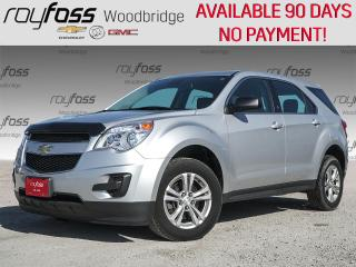 Used 2015 Chevrolet Equinox LS LOW KM'S! for sale in Woodbridge, ON