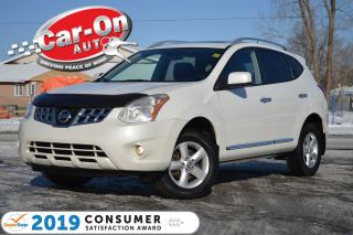 Used 2013 Nissan Rogue Special Edition AWD SUNROOF A/C BLUETOOTH ALLOYS for sale in Ottawa, ON