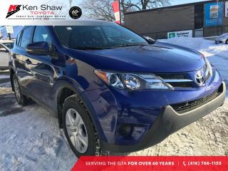 Used 2015 Toyota RAV4   AWD   NO ACCIDENTS   for sale in Toronto, ON