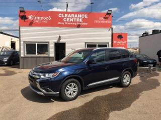 Used 2016 Mitsubishi Outlander SE for sale in Edmonton, AB