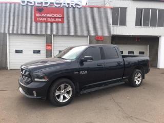 Used 2015 RAM 1500 SPORT for sale in Edmonton, AB