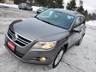 Used 2011 Volkswagen Tiguan 4dr Auto 4Motion for sale in Mississauga, ON