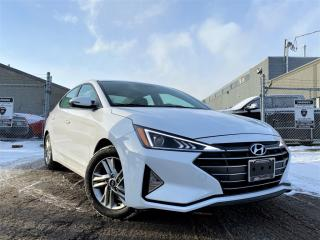 Used 2020 Hyundai Elantra |PREFERRED|SUNROOF & SAFETY PACKAGE|WARRANTY & MUCH MORE! for sale in Brampton, ON