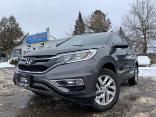 Used 2016 Honda CR-V AWD 5dr SE| ONE OWNER|REVERSE CAMERA|LOW KMS for sale in Brampton, ON