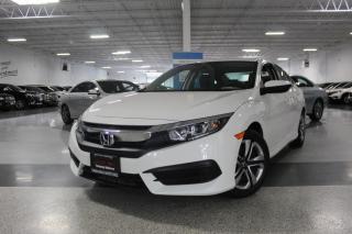 Used 2016 Honda Civic LX I BIG SCREEN I REAR CAM I HEATED SEATS I KEYLESS ENTRY for sale in Mississauga, ON