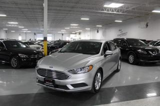 Used 2018 Ford Fusion SE I NO ACCIDENTS I REAR CAM I PUSH START I KEYLESS ENTRY for sale in Mississauga, ON