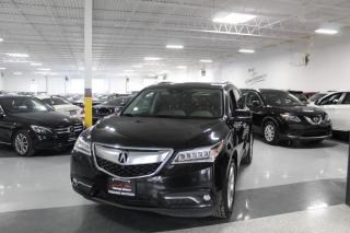 Used 2016 Acura MDX ELITE PKG I NO ACCIDENTS I NAVIGATION I REAR CAM I DVD I BT for sale in Mississauga, ON