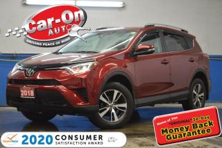 Used 2018 Toyota RAV4 LE AWD 25,000 KM REAR CAM HTD SEAT ADAPTIVE CRUISE for sale in Ottawa, ON
