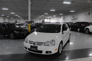 Used 2008 Volkswagen Rabbit NO ACCIDENTS I SUNROOF I HEATED SEATS I KEYLESS ENTRY I BT for sale in Mississauga, ON