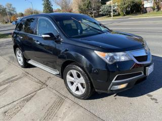 Used 2011 Acura MDX AWD 4dr Tech Pkg for sale in Toronto, ON
