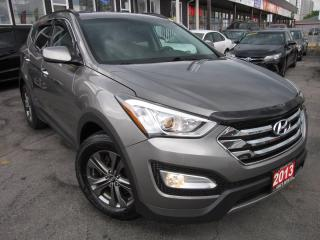 Used 2013 Hyundai Santa Fe Sport 2.4 AWD 4CYL 2.0L AWD SPORT - HEATED STEERING WHEEL | HEATED SEATS for sale in Scarborough, ON