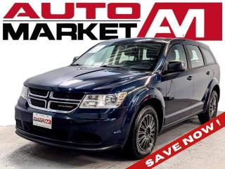 Used 2015 Dodge Journey SE Certified! Bluetooth! We Approve All Credit! for sale in Guelph, ON