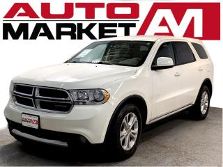 Used 2011 Dodge Durango CERTIFIED,Alloy Wheels, WE APPROVE ALL CREDIT for sale in Guelph, ON
